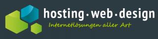 Hosting – Web – Design Logo