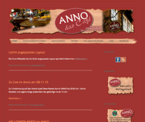 Cafe Anno (Screenshot)