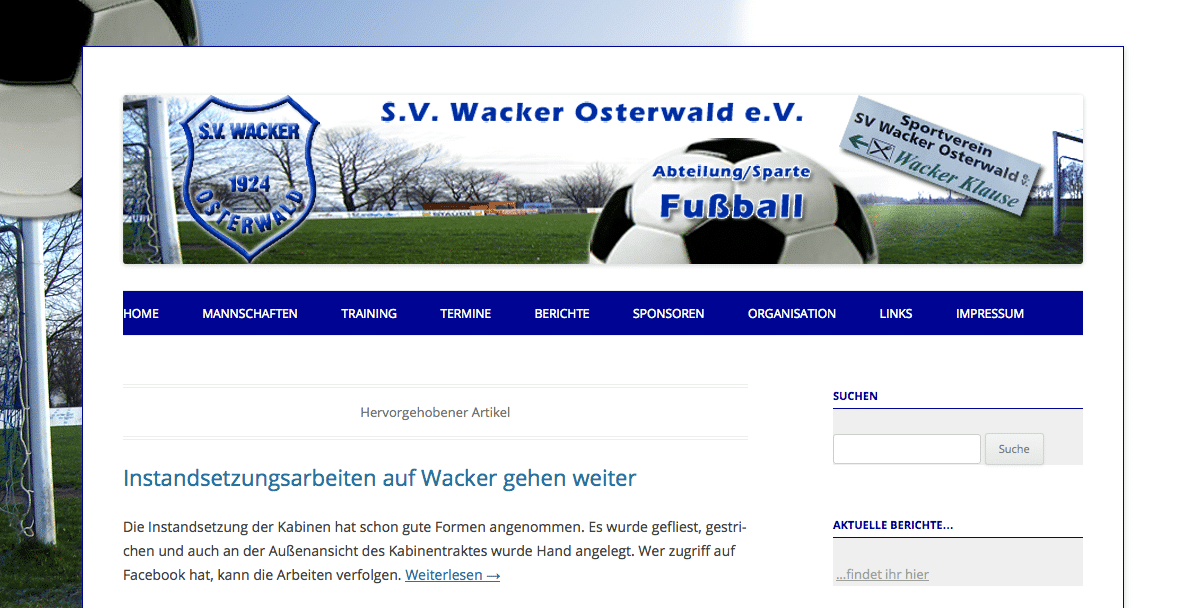 Wacker Osterwald