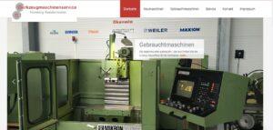 Sündermann Werkzeugmaschinenservice