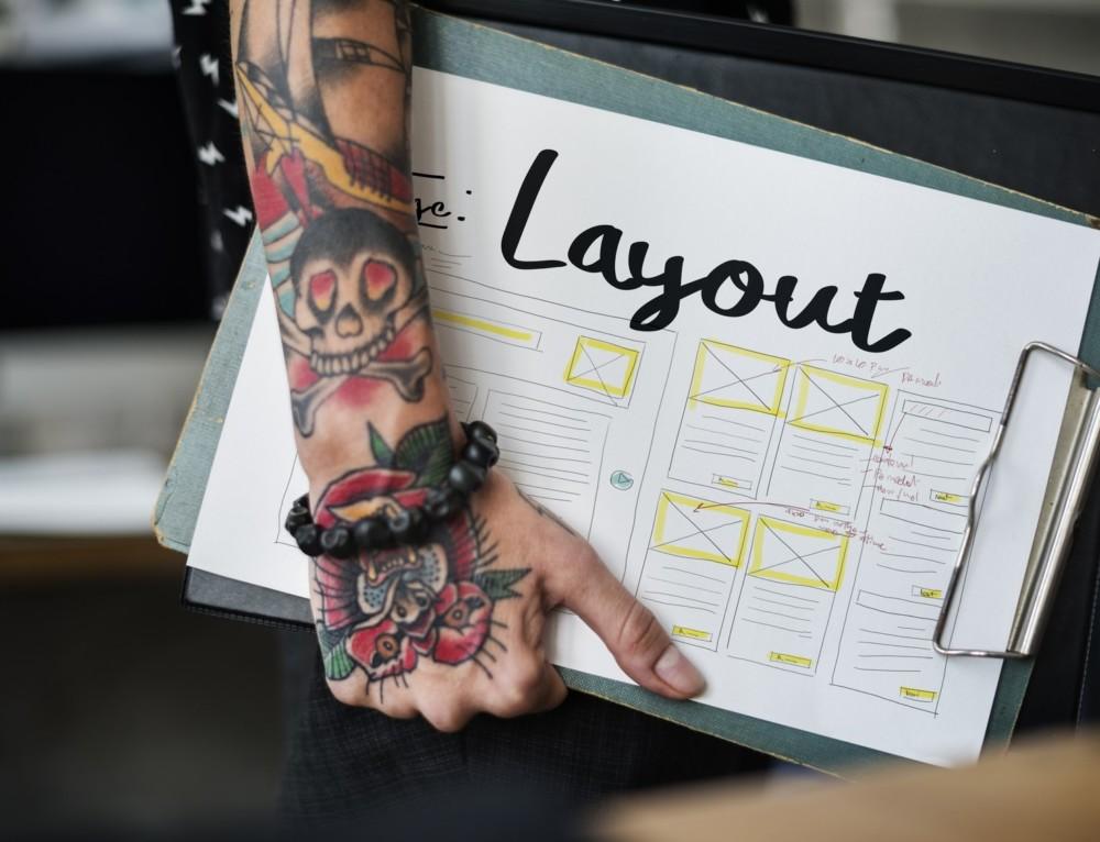 Webdesign mit Material Design überzeugt mit Vorteilen